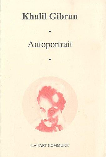 9782844181664: Autoportrait