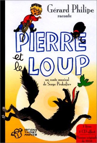 9782844200846: Pierre et le Loup, avec un CD
