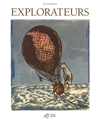 EXPLORATEURS: BESSON OLIVIER