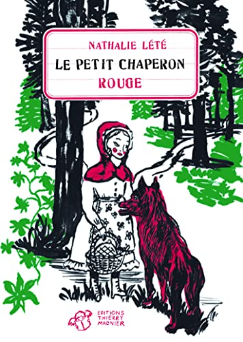 9782844207838: Le Petit Chaperon rouge
