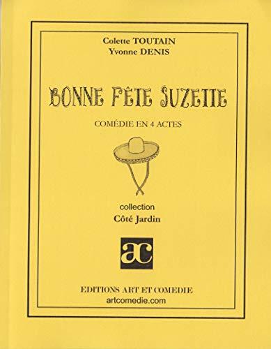 9782844224460: Bonne f�te Suzette