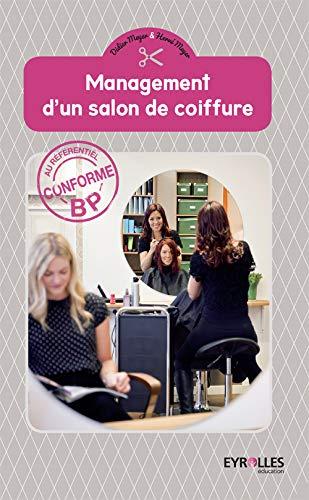 9782844259943: Management d un Salon de Coiffure Livre Eleve