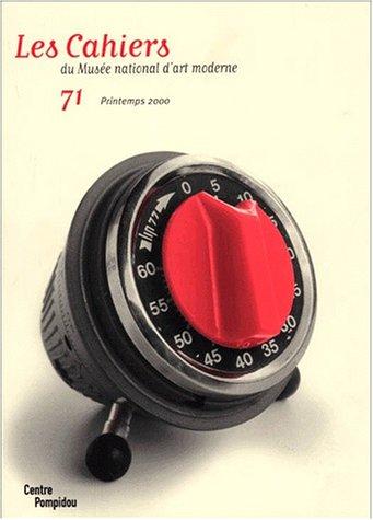Cahiers: Printemps 2000 No. 71 (French Edition): Jean-Pierre Criqui