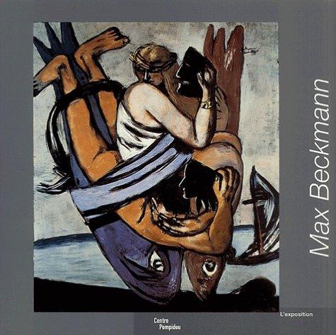 9782844261434: Max Beckmann. L'exposition