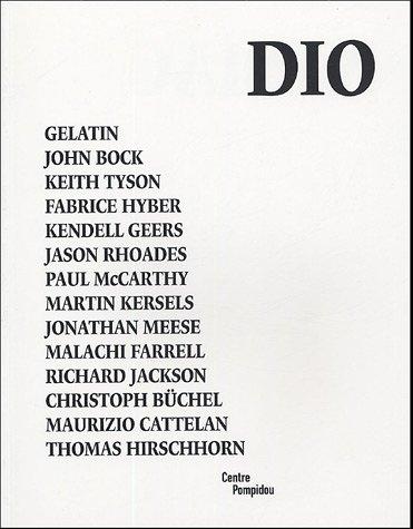 DIO-NYSIAC - Exposition Dionysiac : Gelatin -: Christine Macel ,