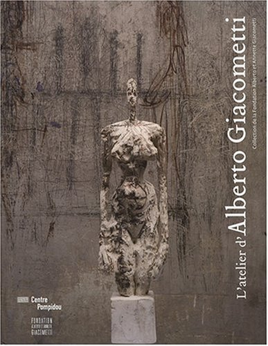9782844263322: L'atelier d'alberto giacometti (ne)