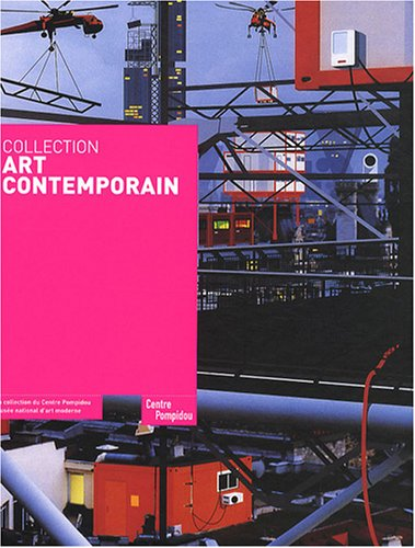 9782844263742: Collection art contemporain (French Edition)