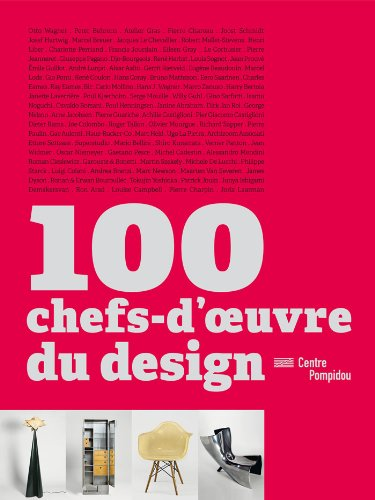 100 CHEFS D'OEUVRES DU DESIGN: PACQUEMENT ALFRED