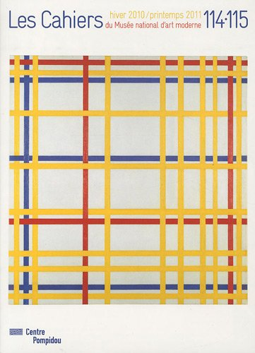 9782844264916: Cahiers 114-115 - Numero Double / Special Mondrian (French Edition)