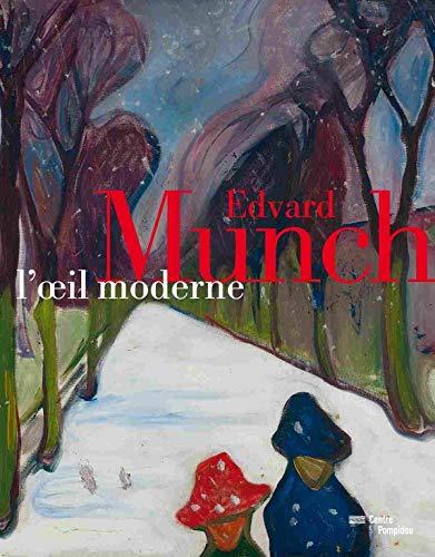 9782844265241: Edvard Munch - L'oeil Moderne (French Edition)