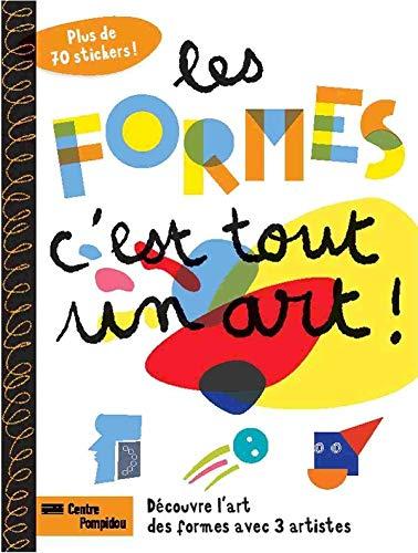 9782844265333: Les formes, c'est tout un art ! |Cahier d'activités