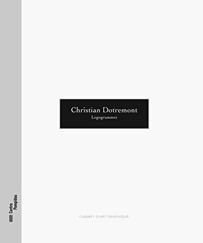 9782844265531: Christian Dotremont (French Edition)