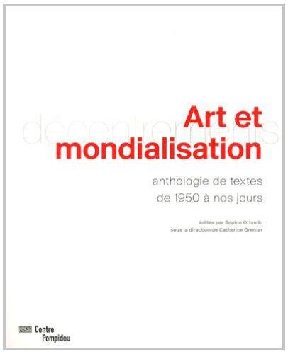 9782844265586: Art Et Mondialisation (French Edition)