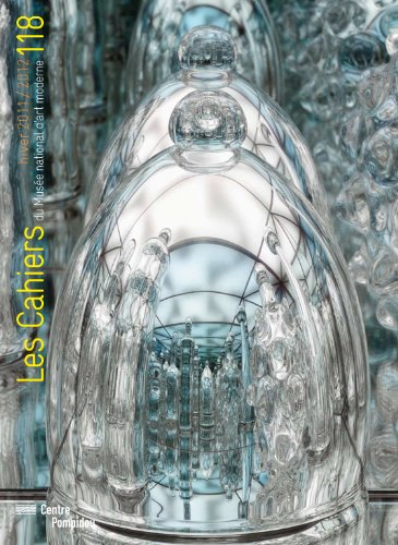 9782844265692: Les Cahiers du Musée national d'art moderne, N° 118, Hiver 2011/2 :