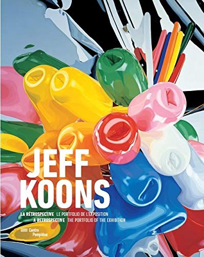 9782844266873: Jeff Koons - Exhibition Portfolio (English and French Edition)