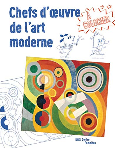 Colour Masterpieces of the Modern Art (French: Badreddine, Delphine, Scratchy,