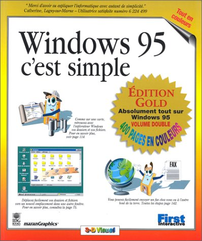 9782844270757: Windows 95, c'est simple