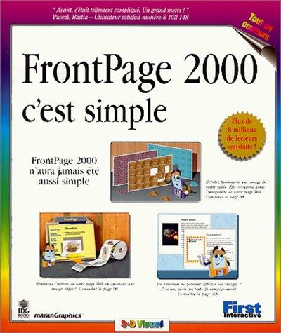 FrontPage 2000, c'est simple: MaranGraphics