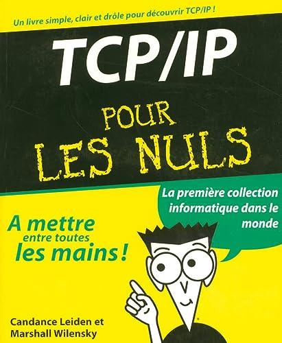 9782844272416: TCP/IP pour les nuls