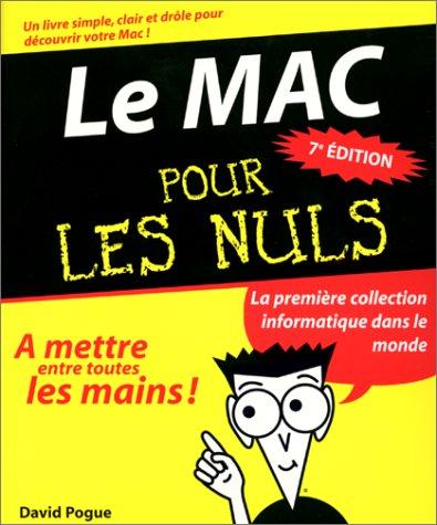 9782844272430: Le Mac pour les nuls