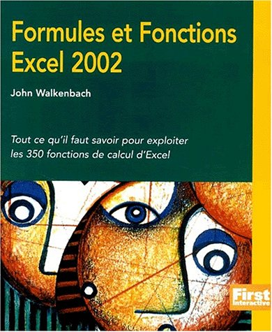 Formules et fonctions d'Excel 2002 (2844273076) by Walkenbach, John