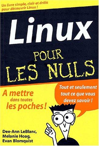 9782844273130: Linux pour les nuls
