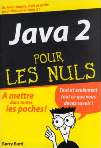 9782844273178: Java 2 pour les nuls