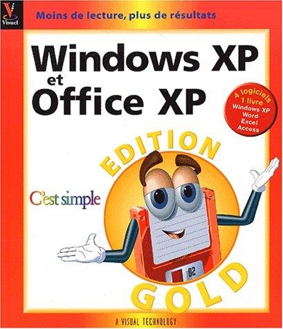 Windows XP et Office XP, c'est simple,: MaranGraphics Inc