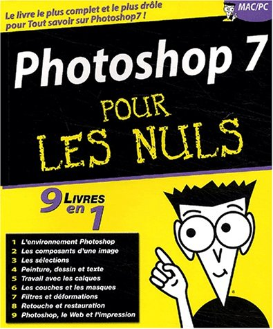9782844274236: Photoshop 7, 9 en 1