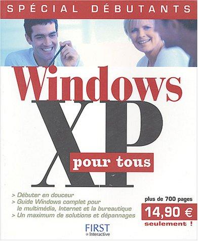 Windows XP pour tous: n/a