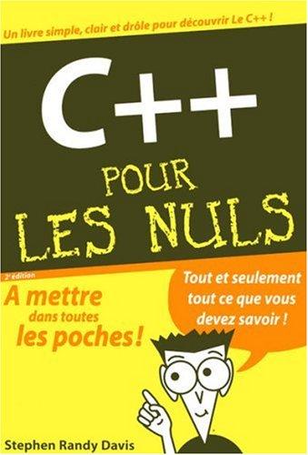 9782844276490: C++ pour les nuls