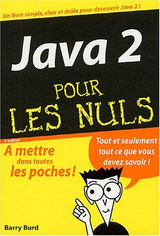 9782844276872: Java 2 pour les nuls