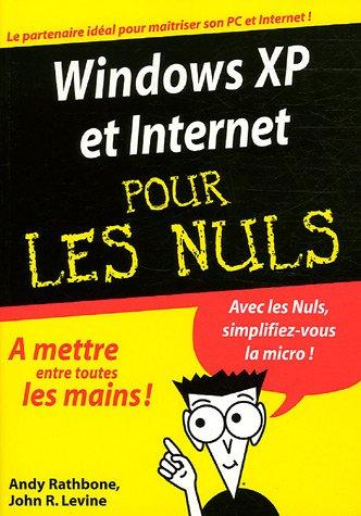 9782844278166: Windows XP et Internet pour les nuls