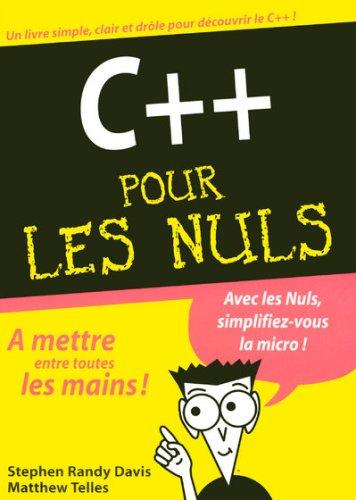 9782844278364: C++ pour les Nuls