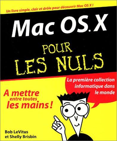 9782844278920: Mac OS pour les nuls
