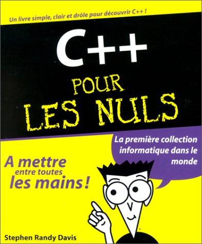 9782844278968: C++ pour les nuls