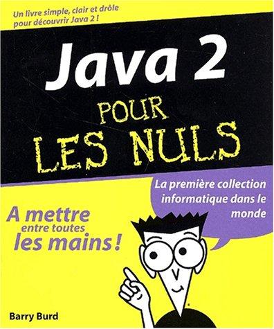 9782844279408: Java 2 pour les nuls