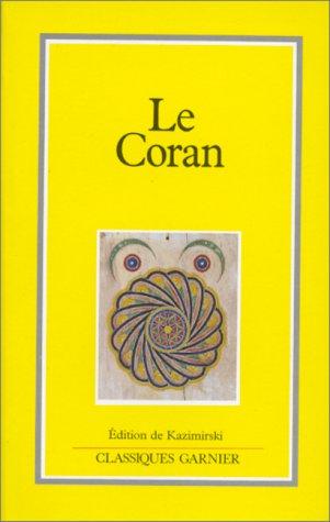9782844310101: Le Coran