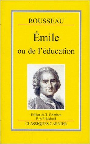 9782844310118: Emile, ou, De l'éducation