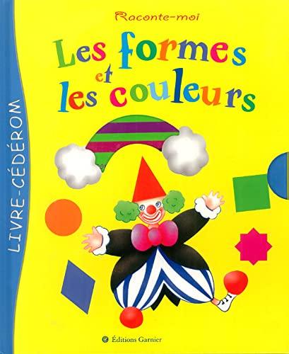 9782844311597: Raconte-moi les formes et les couleurs (1 livre + 1 CD-Rom)