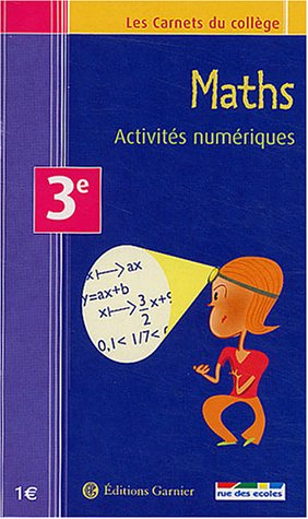 9782844311702: Maths (French Edition)