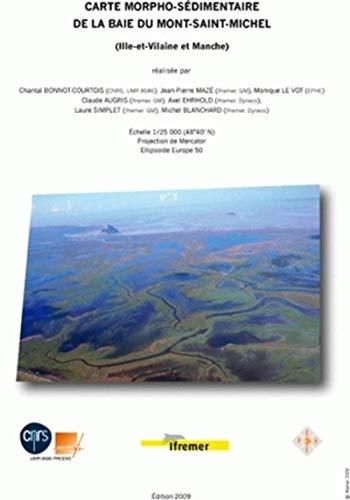 Carte morpho-sédimentaire de la baie du Mont: Chantal Bonnot-Courtois; Jean-Pierre