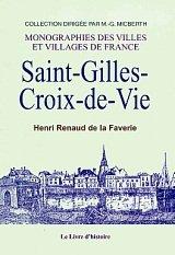 9782844350954: Saint-Gilles-Croix-de-Vie