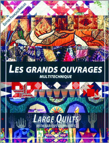 9782844391728: Les Grands Ouvrages Large Quilts