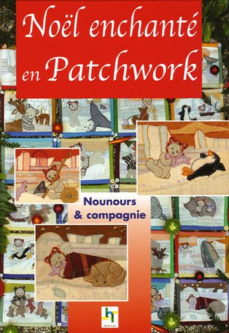 9782844396488: Noël enchanté en patchwork (French Edition)