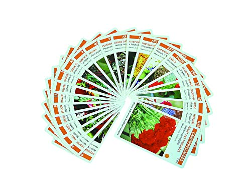9782844443274: Planti'cartes : Jeux de reconnaissance des plantes exotiques et d'ornement