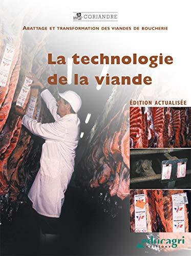 9782844447708: La technologie de la viande
