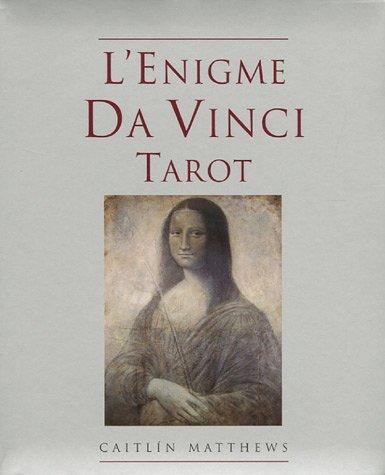 9782844456373: L'Enigme Da Vinci Tarot (1Jeu)