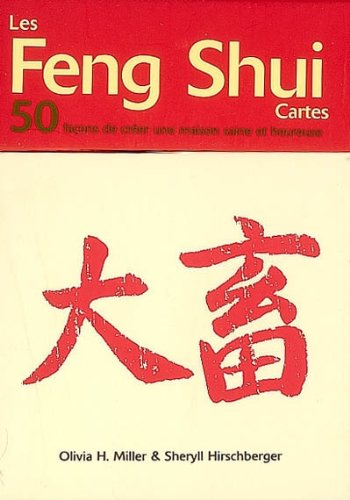 9782844456793: Les cartes Feng shui