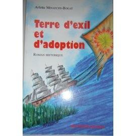 9782844500984: Terre d'exil et d'adoption